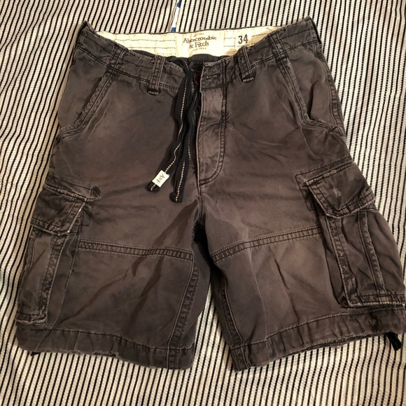 Abercrombie & Fitch Other - AF Men's Cargo Shorts 34